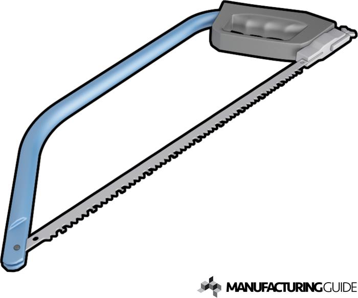 Illustration av Bågsåg
