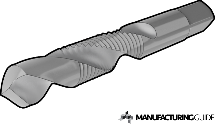 Illustration of Drill tap