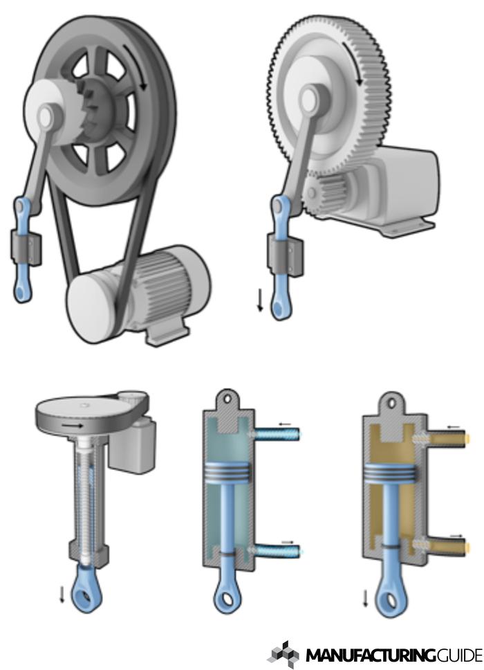 Illustration av Presskraft