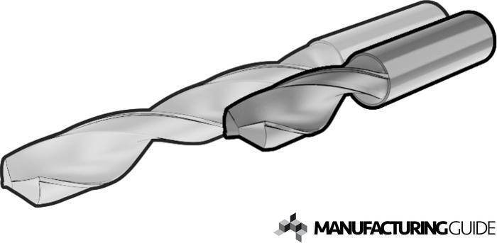 Illustration of Short drill