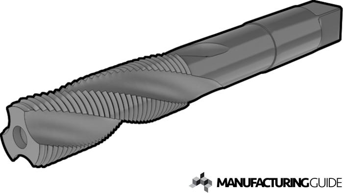 Illustration of Spiral tap