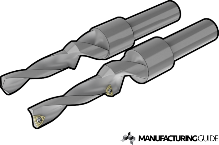 Illustration of Step drill
