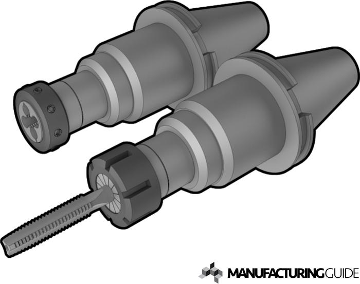 Illustration of Tap holder