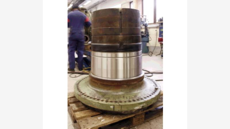 duroc laser coating